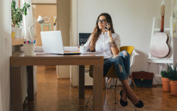 Are you working from home and are in need a home office renovation? Here is how to create the perfect room setup for your home office.