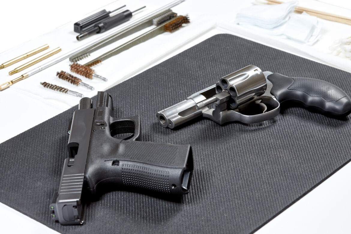 If you own a gun, you need to know how to properly clean it. This step-by-step guide explains how to clean a gun the right way.