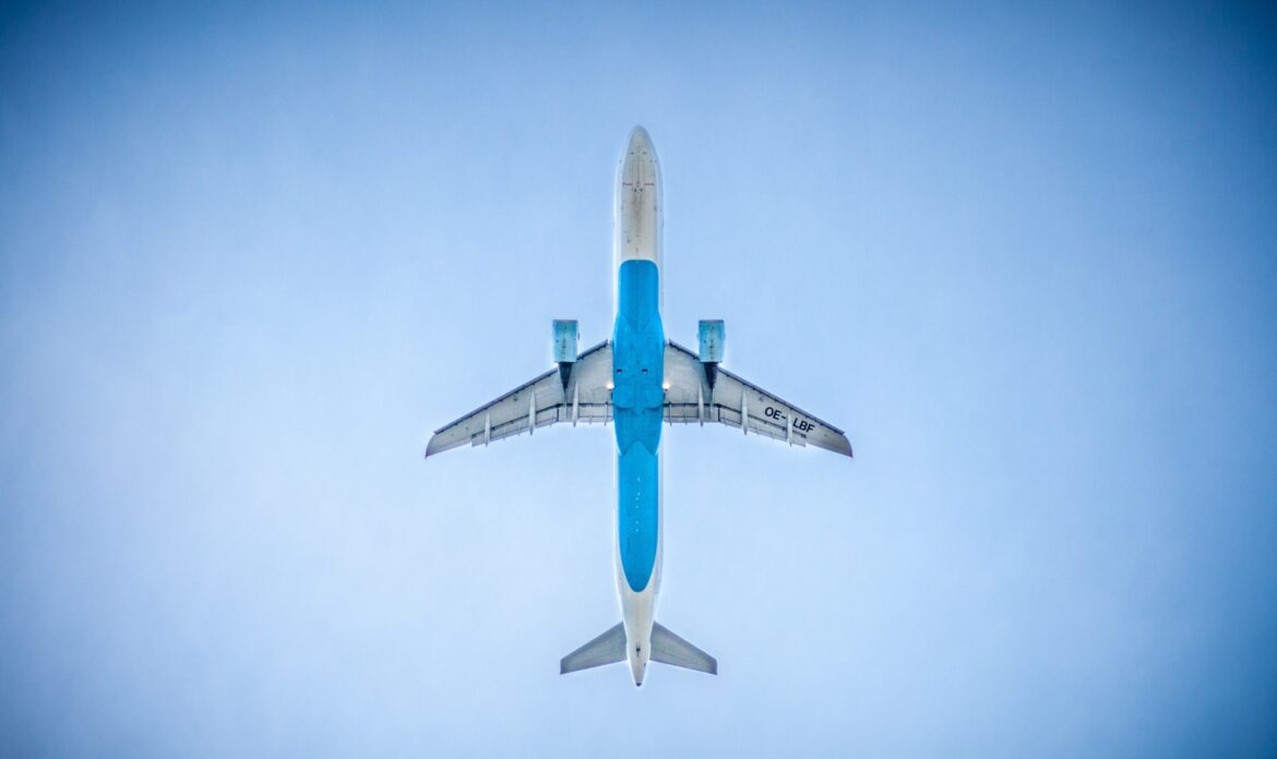 Flying High! 9 Interesting Facts About Airplanes