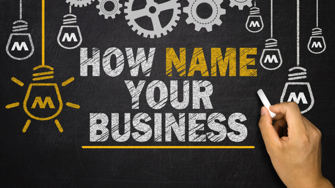 Are you thinking about starting your own business but can't think of a good company name? Check out this guide to help you make your decision.