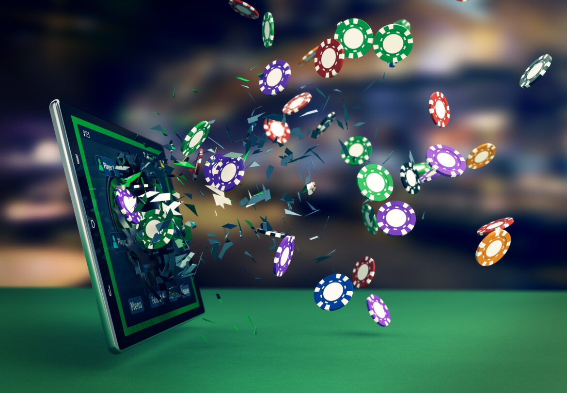 The 5 Most Popular Online Gambling Games