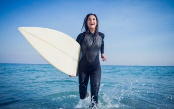 What are the benefits of wearing a wet suit? Learn more here about why you should be wearing a wet suit when out in the water.