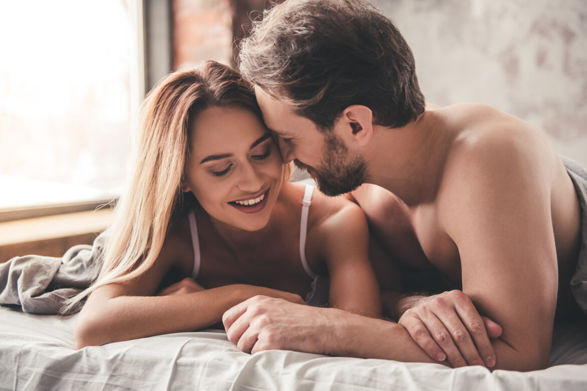 A healthy relationship is built on strong communication. A talk about sex as part of this openness. Here's why you should start the discussion.
