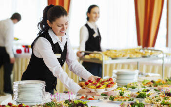 Finding the perfect caterer is an essential part of event planning. Ask your potential wedding caterer these 5 questions during the hiring process.
