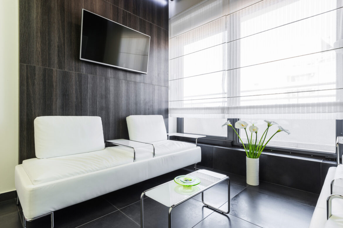 How to Design an Inviting Dentist Office Waiting Room